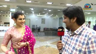 Actress Archana F To F Over Hi-Life Fashion Exhibition 202..