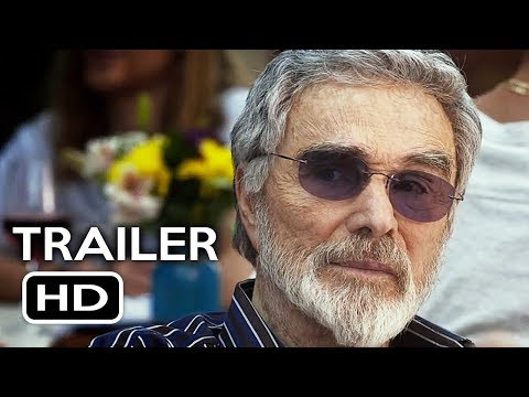 The Last Movie Star Official Trailer #1 (2018)
