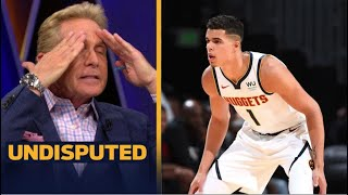 "UNDISPUTED | Skip Bayless ""Insists that"" Porter have superstar potential like Zion and Ja Morant"