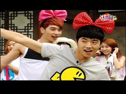 Invincible Youth   청춘불패 - Ep.43: with 2PM