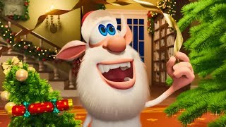 Booba Christmas eve 🎄 Funny cartoons Super ToonsTV