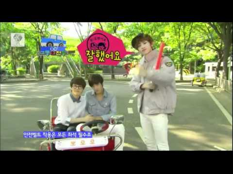 [12.06.03] EXO K ~ Traffic Safety Song