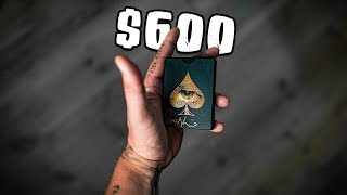 The RAREST Deck of playing cards - $600?!