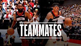 Westbrook, Harden SHOW OUT In 1st Game   NBA Japan Games