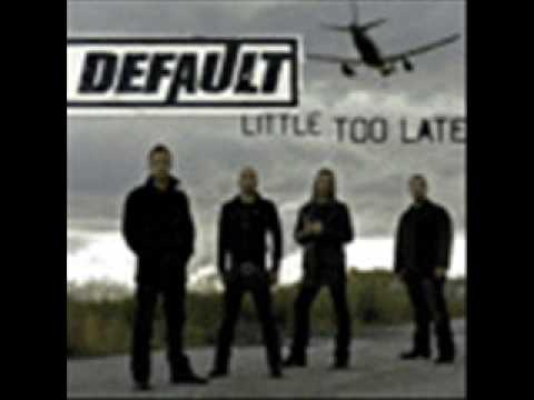 Default-Little Too Late