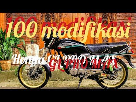 Modifikasi Honda Gl Pro Neotech Tahun 95 Videomoviles Com