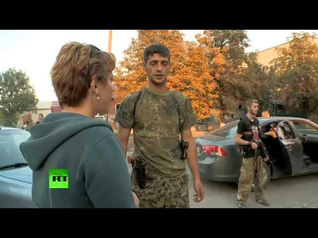 Ополченцы отбили Иловайск у украинской армии