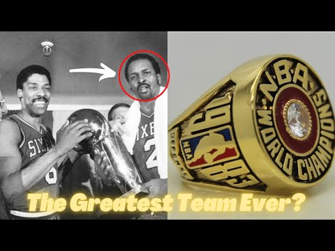 Philadelphia 76ers NBA Championship - The Greatest Team Ever?