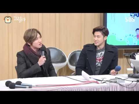 [SBS]컬투쇼, 동방신기, 결혼에 대한 생각은?