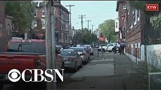 """LIVE: Multiple police officers shot in """"active and ongoing"""" shooting situation in Philadelphia"""