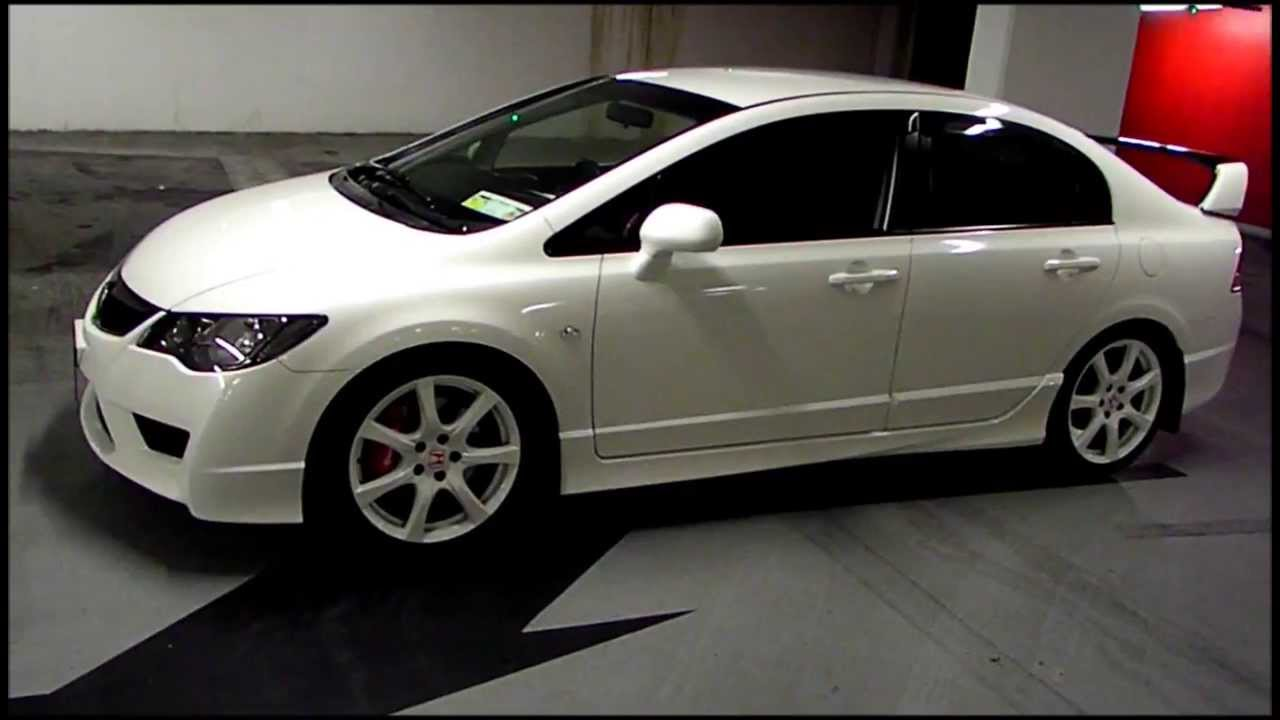 2008 honda civic fd2 type r jdm performance car imports youtube. Black Bedroom Furniture Sets. Home Design Ideas