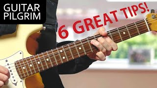 6 Guitar SOLO Tips You Must Know!