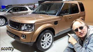 Why Not to Buy a Land Rover