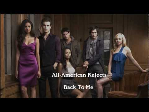 The Vampire Diares 1x01 - Back to me (All-American Rejects)