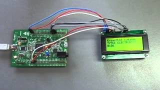 ili9341DMA on STM32F4 based on stm32f4-discovery com library