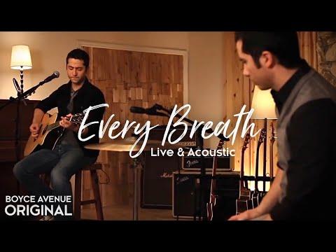 Baixar Boyce Avenue - Every Breath (Live & Acoustic) on iTunes & Spotify