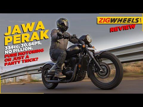 Jawa Perak Real World Road Test   Is Jawa Finally Getting In Its Stride?