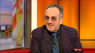 Elvis Costello LOOK NOW Album interview 2018