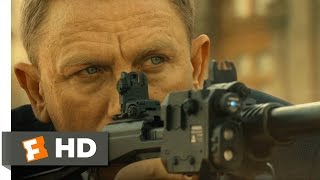 Spectre - Blowing Up the Block Scene (1/10) | Movieclips