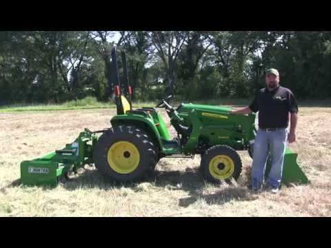 John Deere 3000E Series Important Maintenance Items