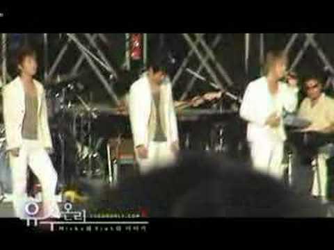 [DBSK/TVXQ] Love in the Ice - Soul Power in Osaka