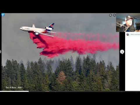 'River' Fire Update 5 Aug 2021 7AM lcl