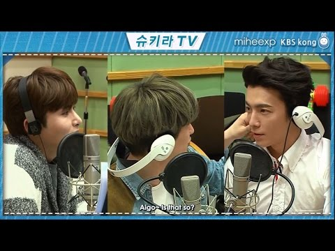 [ENG SUB] 150306 Super Junior D&E Skinship Mission