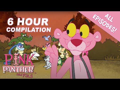 Ružový panter - 5 hodín