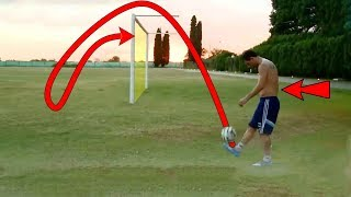 10 Imposibles Goles de Lionel Messi en Entrenamientos