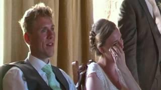 I Loved Her First - Father of the bride speech. Jodie & Matt Warr