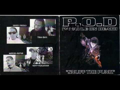 P.O.D.- Let the music do the Talking