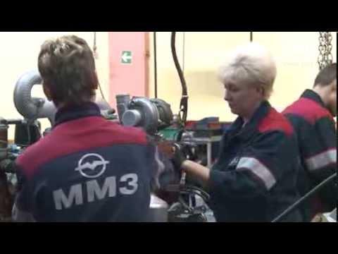 New low power motor MMZ 3LD developed in Belarus