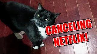 Cancelling Netflix
