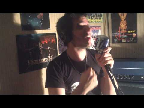 Iron Maiden - The Clairvoyant - Cover by STEEL APE [HD][1080p]
