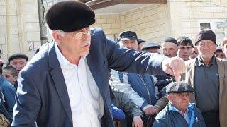 Жители Акушинского района Дагестана выразили недоверие своему главе