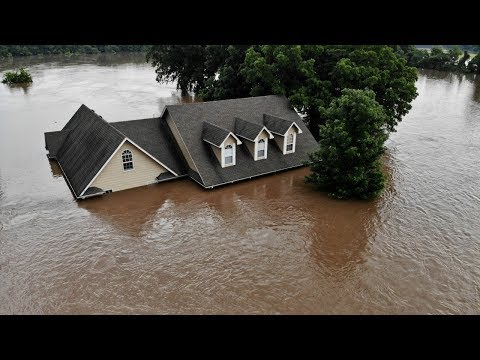 Webbers Falls, Oklahoma Flooding update5/23/19