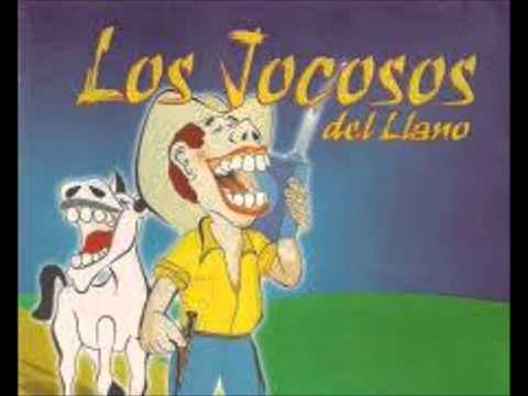 El negro feo y castigador - Llanera Jocosa