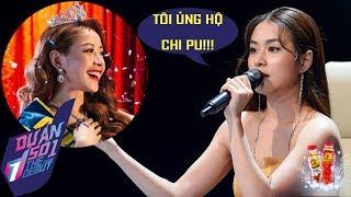 Hoàng Thùy Linh ủng hộ Chi Pu làm ca sĩ?!?