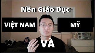Vlog 13: Khác Biệt 2 Nền Giáo Dục Việt Nam và Mỹ   Lâm Python   Chuyện Du Học