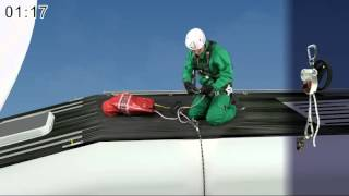 Miller SafEscape® ELITE Rescue from a Windturbine