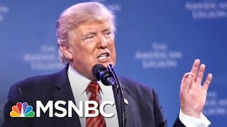 Donald Trump Expected Protection From Jeff Sessions In Russia Probe   The 11th Hour   MSNBC