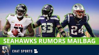 Seahawks Rumors Mailbag: Jamal Adams Extension? + Trading for Julio Jones or Stephon Gilmore?