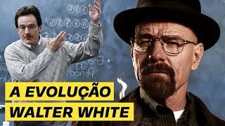 Breaking Bad - A Evolução de Walter White!