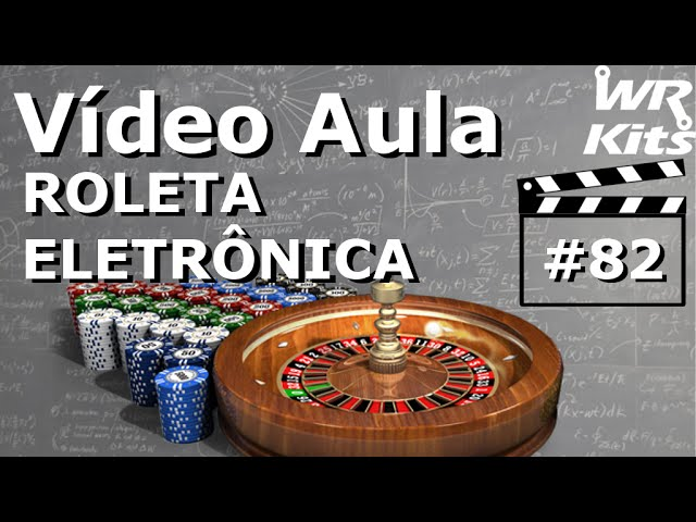 ROLETA ELETRÔNICA | Vídeo Aula #82