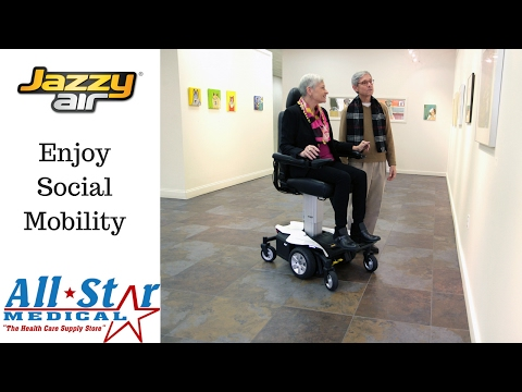 Jazzy Air by Pride Mobility Tennessee