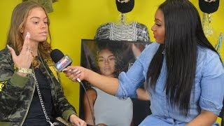 Miss Mulatto Opens Up About Beef w/ Young Lyric, Her Love Life, and More