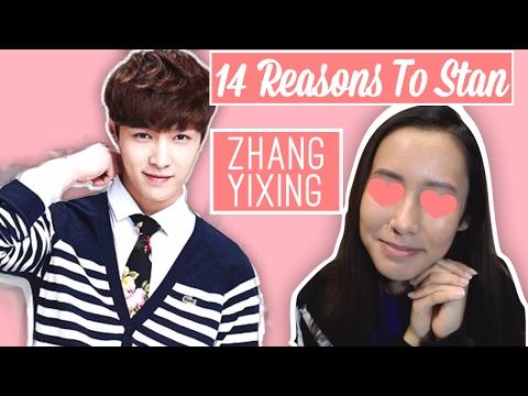 14 Reasons to Stan Zhang Yixing