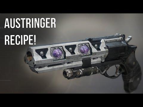 Austringer Recipe : How to Obtain Austringer in Destiny 2 Season of Opulance