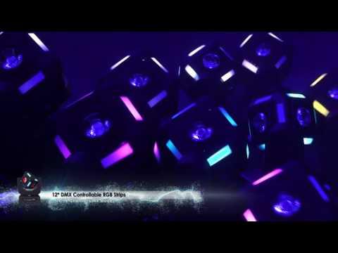 Blizzard Lighting's Fascinating Mini Cube, the Snake Eyes™ Mini