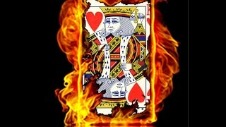 King of Hearts Flash Paper Trick Gospel Magic